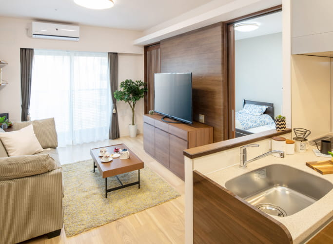 「私らしい」お部屋で、ここちよい暮らしを イメージ