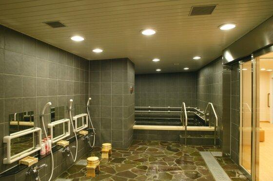 大浴場(天然温泉)