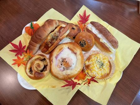 秋のパン祭り~癒しのデイサービス江東